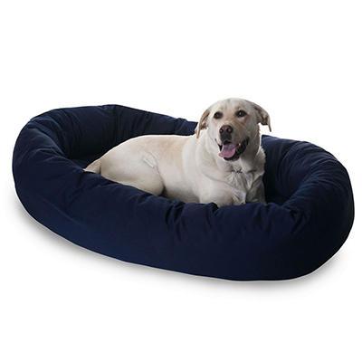 "Bagel Pet Bed, 52"" (Choose Your Color)"