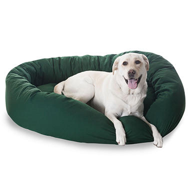 "Bagel Pet Bed - 52"" - Various Colors"