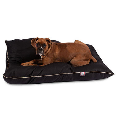 Super Value Pet Bed - Black - Large