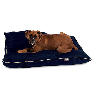 Super Value Pet Bed - Blue - Large