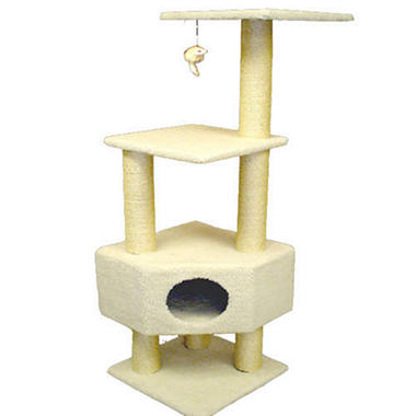 Bungalow Cat Condo - 52