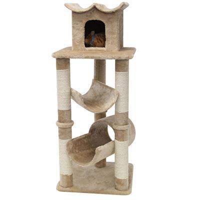 "Majestic Pet Bungalow Cat Tree - 47"""