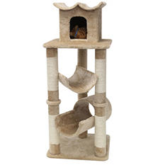 Majestic Pet Bungalow Cat Tree - 47""