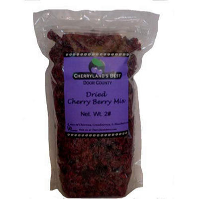 Door County Dried Cherry Berry Mix - 2 lbs.