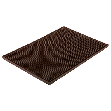 "12"" x 18"" Service Mat - Available in Black or Brown"