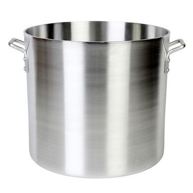 32 qt. Aluminum Stock Pot