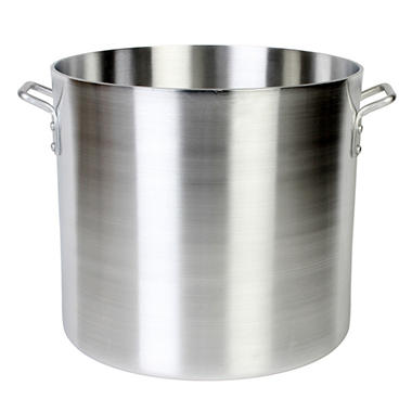 32 qt. Aluminum Stock Pot