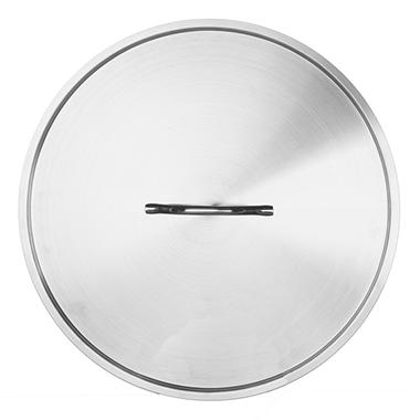 100 qt. Stainless Steel Stock Pot Lid