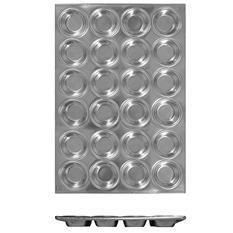 Aluminum Muffin Pan - 24 Cup