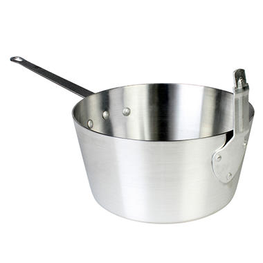 Aluminum Fryer Sauce Pan - Various Sizes