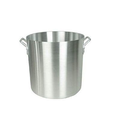Heavy Gauge Aluminum Stock Pot - 32 qt.