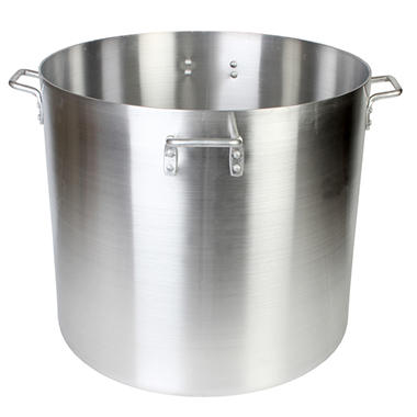 Aluminum Stock Pot - Available in Various Sizes
