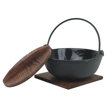 Cast Iron Nabemono Bowl - Various Sizes