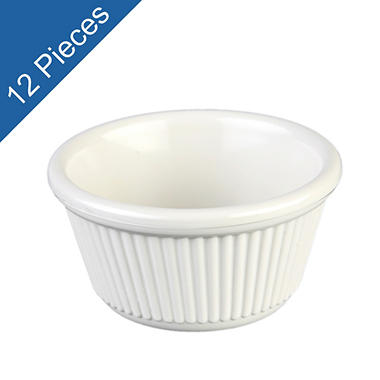 Fluted Ramekin - 4 oz. - 12 ct.
