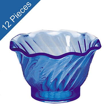 Dessert Dish - 12 pk. - Various Colors