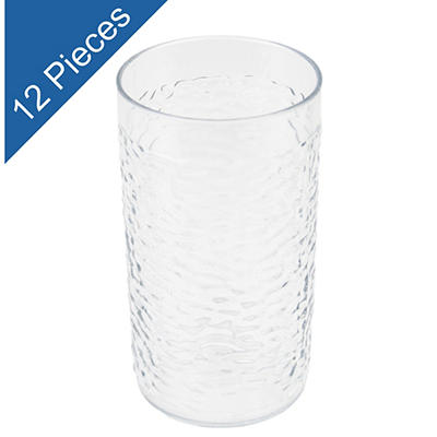 Pebble Tumbler - Clear - 16 oz. - 12 pk.