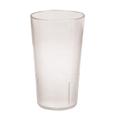 Excellante Plastic Tumbler - Clear - 12 pk. - Choose Size