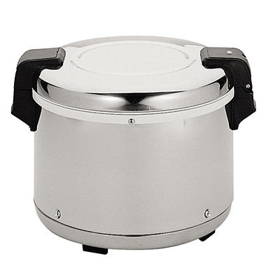 Stainless Steel 30 Cup Electric Rice Warmer