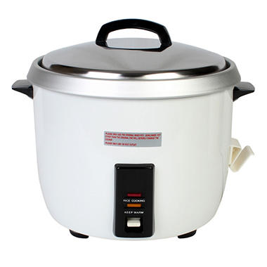 30 Cup Commercial Rice Cooker and Warmer
