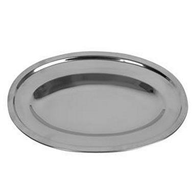 Stainless Steel Oval Platter - Various Sizes