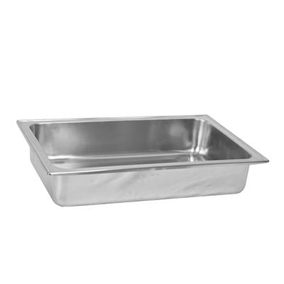 Dripless Water Pan for Standard 8 Qt. Full Size Chafer