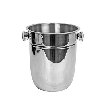 Excellante Stainless Steel Wine Bucket  - 8 qt.