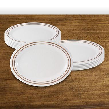 Winston Melamine Oval Platter - 9