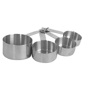 Stainless Steel Measuring Cup Set - 4 pc.