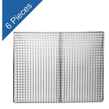 Rectangular Fryer Screens - 6 pk.