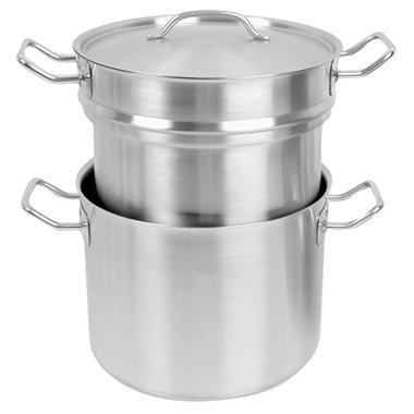 8 qt. Double Boiler