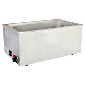 Full Size Stainless Steel Food Warmer