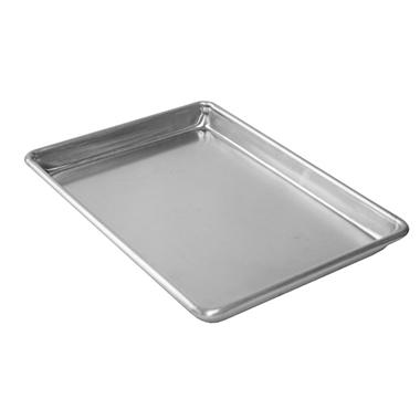 Excellante Quarter-Size Aluminum Sheet Pan - 10