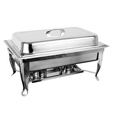 8 Qt. Economy Chafer - Folding Frame