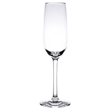 7 oz. Clear Champagne Glass - 12 ct.