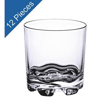 10 oz. Polycarbonate Rock Glass - 12 pk.
