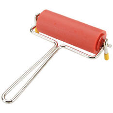Inky Roller Brayer - Medium 3-5/16""
