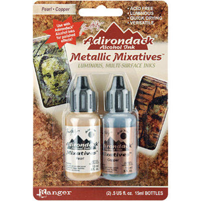 Holtz Adirondack Alcohol Ink Mixative 2-Pack (.5oz
