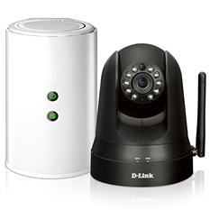 Wi-Fi Router And Wi-Fi Camera Starter Kit