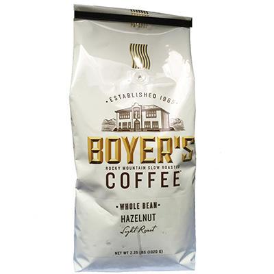 Boyer's Coffee Hazelnut - 2.5 lbs.