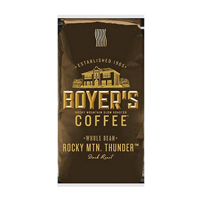 Boyer's Coffee Rocky Mountain Thunder, Whole Bean (2.25 lbs.)