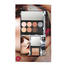 Beauty Professional Universal Radiance The Face and Eyes Cosmetics Collection