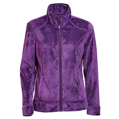 Ladies Butter Pile Jacket
