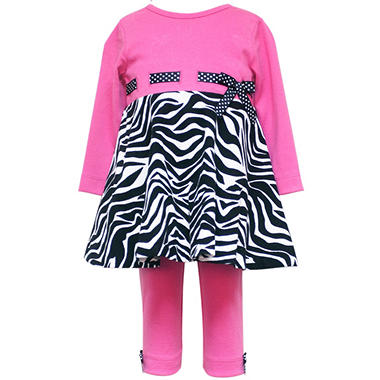 Girls 2 Piece Dress Set