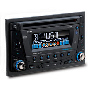 Boss Audio In-Dash Double-Din Detachable Bluetooth