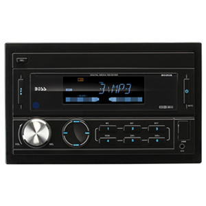 Boss Audio Double Din Mechless AM/FM Receiver