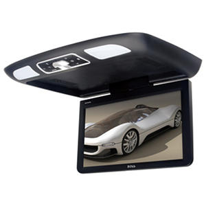 "Boss Audio Mobile-Video Flip-Down 9"" Screen Monitor with Remote"