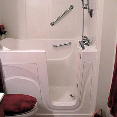Majestic Walk-In Bath Tub - 26""