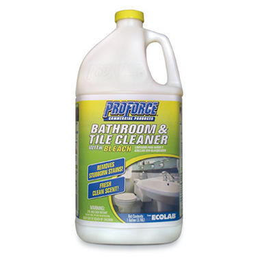 ProForce® Bathroom & Tile Cleaner - 1 gal.