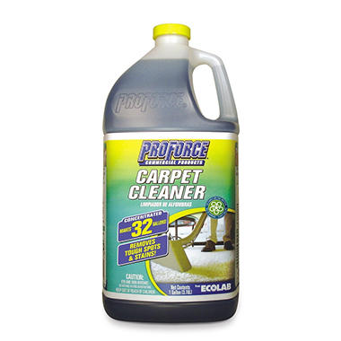 ProForce Carpet Cleaner - 1 gal.