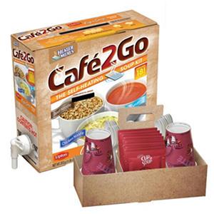 Cafe2Go Self-Heating Soup Kit - 6 pk.